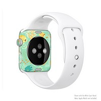 The Colorful Bright Saltwater Fish Full-Body Skin Kit for the Apple Watch