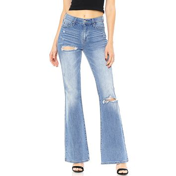 Riot Distressed Flares