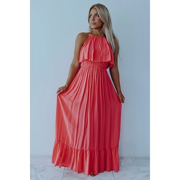 Just Between Us Maxi: Watermelon