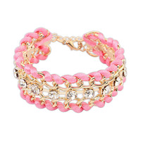 Awesome Shiny Hot Sale New Arrival Gift Great Deal Fashion Stylish Rhinestone Bracelet [4918808772]