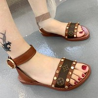 Louis Vuitton LV Sandals-5