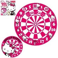 Hello Kitty DMC Dartboard