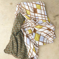 Mission Glass Scarf [3351] - $17.00 : Vintage Inspired Clothing & Affordable Fall Frocks, deloom | Modern. Vintage. Crafted.