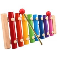 Baby Kid Musical Toys Xylophone Wisdom Development Wooden Instrument