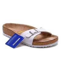 Men's and Women's BIRKENSTOCK sandals Madrid Birko-Flor 632632288-048