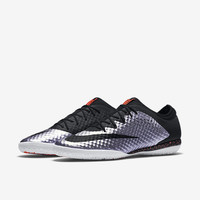 The Nike MercurialX Finale Men's Indoor-Competition Soccer Shoe.