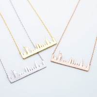 New York City necklace