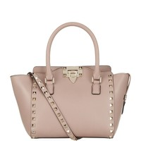 Valentino Mini Rockstud North/South Tote | Harrods