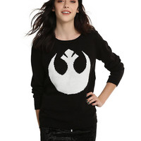 Her Universe Star Wars Rebel Intarsia Girls Sweater