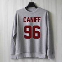 Caniff 96 Taylor Caniff Sweatshirt Sweater Shirt – Size XS S M L XL