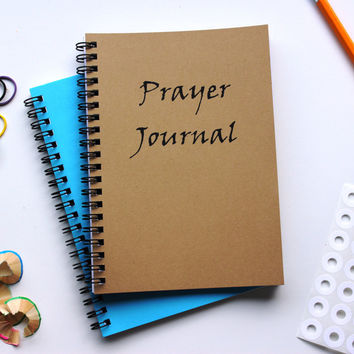 Prayer Journal - 5 x 7 journal