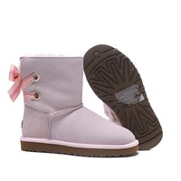 Women's UGG snow boots Middle boots DHL _1686248855-458