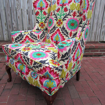 Accent Chair - Lilac