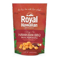 Royal Hawaiian Orchards Macadma Nut Hi Bbq (6x5oz )