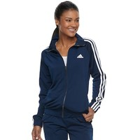 Women's adidas Striped Track Jacket | null