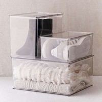 Transparent Sweater Box | Urban Outfitters