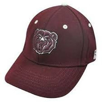 NCAA Officially Licensed Missouri Sate University Bears Infant Stretch Embroidered Baseball Hat Cap Lid