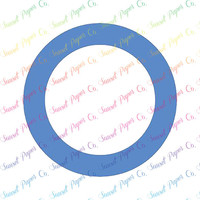 Type 1 Diabetes Support Symbol Vinyl Decal, Available in Any Color or Size