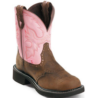 L9901 Women's Gypsy Western Justin Boots from Bootbay, Internet's Best Selection of Work, Outdoor, Western Boots and Shoes.