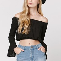 Cropped Top - Womens Shirts
