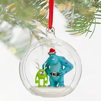 Disney Mike and Sulley Sketchbook Ornament   Disney Store