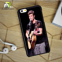 Shawn Mendes Photos Performances iPhone 6 Case by Avallen