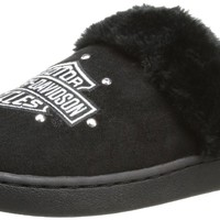 Harley-Davidson Women's Mae Slip-on Slipper