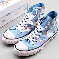 Trendsetter Converse Women Fashion Casual Canvas Old Skool Shoes