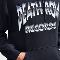 Death Row Records Hoodie Sweatshirt | Urban Outfitters