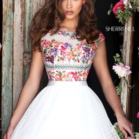 Sherri Hill 50319 Prom Dress