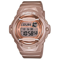 G-Shock Baby-G Bg169g Watch Rose Gold One Size For Women 24357438101
