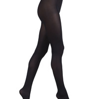 Satin Opaque 50 Tights, Size: