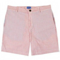 Freedom Shorts in Rampart Seersucker by Blankenship Dry Goods - FINAL SALE