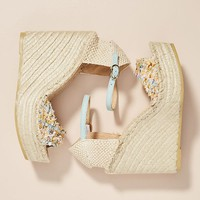 Chio Triada Wedge Sandals
