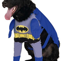 Batman Brave & Bold Batman Dog Costume