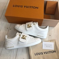 shosouvenir  Louis Vuitton LV Fashion casual shoes