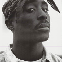 Tupac Shakur Amerikaz Most Wanted 2002 Poster 25x35