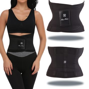 Women Body Shaper Slimming Belt Shapewear Tummy Shaper Hot Shaper Control Girdle