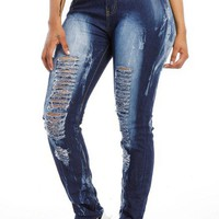 Tapped Out Denim Jeans