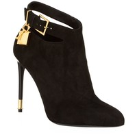 TOM FORD Padlock Ankle Boots | Harrods