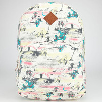 Volcom Rambler Backpack Ivory One Size For Women 23191916001