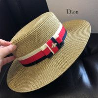 The hat of the summer sun hat for the summer sun hat