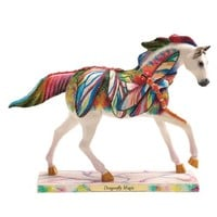 Trail of Painted Ponies Dragonfly Magic Figurine 6.3-Inch