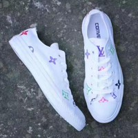 Converse: Fashionable casual women's cloth shoes Tagre™