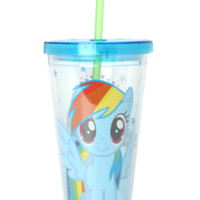 My Little Pony Rainbow Dash 18 oz. Acrylic Travel Cup