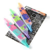 Splatoon Gachi Highlighter Pen Set