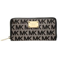 MICHAEL Michael Kors Signature Jet Set Ziparound Continental - Handbags & Accessories - Macy's