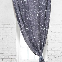 Blackout Dakota Grey Curtain - Urban Outfitters