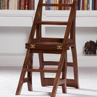 Library Ladder Chair