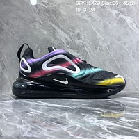 DCCK2 N1107 Nike Air Max 720 Fashion Running Shoes Colorful